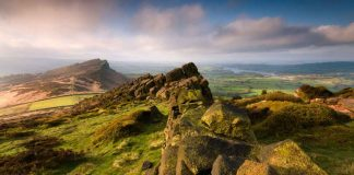 Peak district hikes