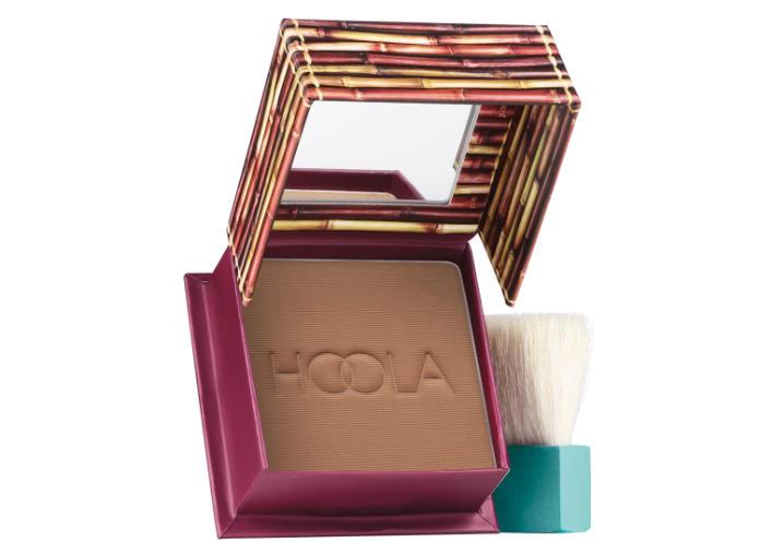 Tips for applying bronzer - Hoola