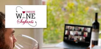 Virtual wine tasting offer