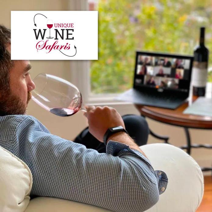 Virtual wine tasting offer