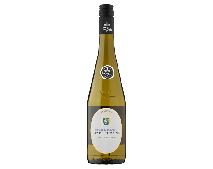 The Best Muscadet de Sèvre et Maine Sur Lie 2019