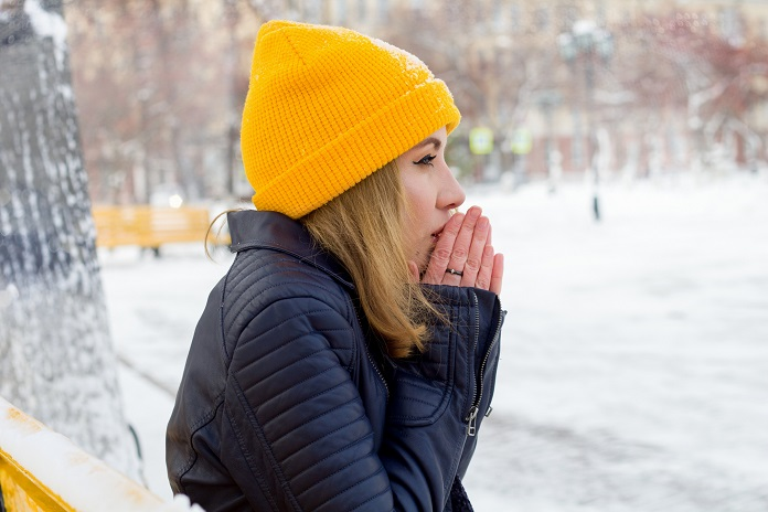 How to fix dry winter skin