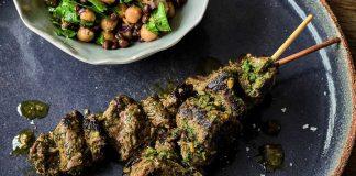 Nadiya's Beef Skewers (Chris Terry/Michael Joseph/PA)