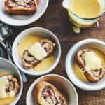 Jam roly poly recipe (Pavilion/Martin Poole/PA)