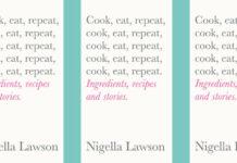 Cook Eat Repeat book