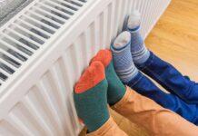 Keep heating bills down