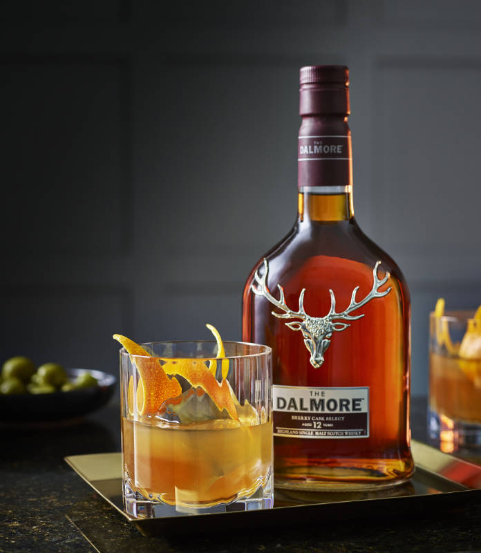 The Dalmore 12 Year Old Sherry Cask Select Highland Single Malt