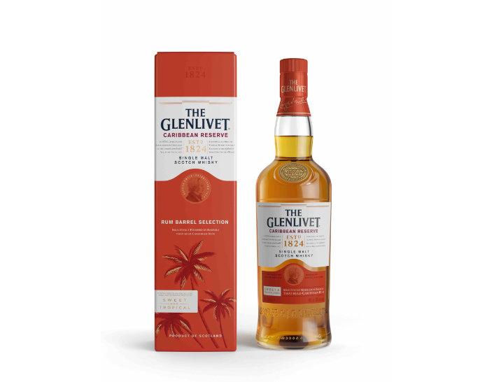 The Glenlivet Caribbean Reserve Single Malt