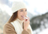 Avoid sore lips from cold weather