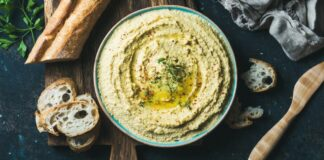health benefits of eating hummus