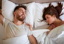 how to stop partner snoring