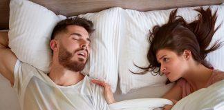 how to stop partner snoring
