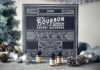 Bourbon & American Whiskey Advent Calendar From Drinks By The Dram