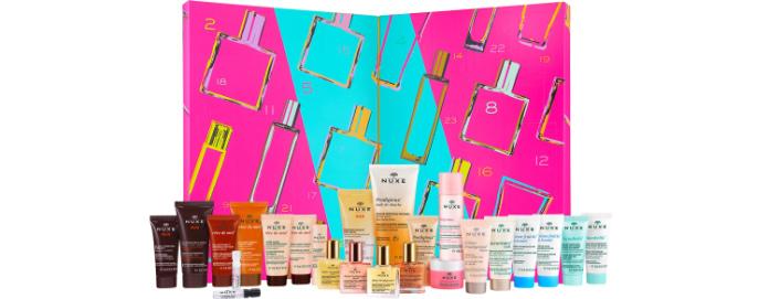 Nuxe Beauty Countdown Advent Calendar Gift Set