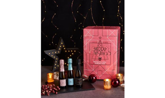 Aldi's Prosecco & Sparkling Wine Advent Calendar