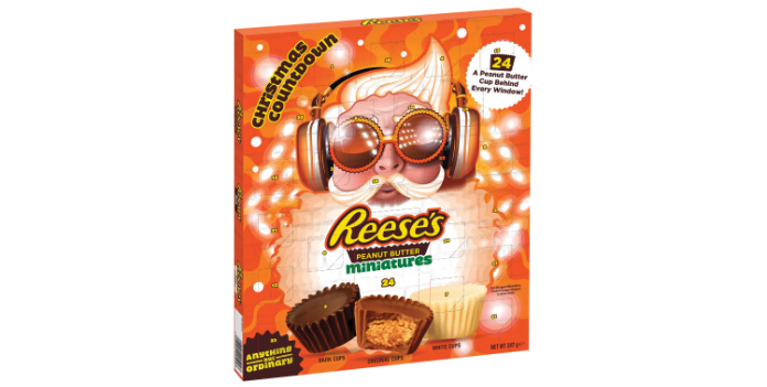 Reese's Peanut Butter Miniatures Advent