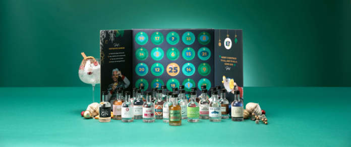 Craft Gin Club's 25 Gins Of Christmas