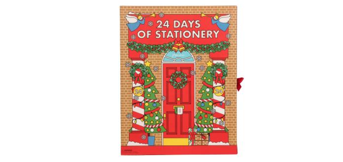 2020 Stationery Advent Calendar