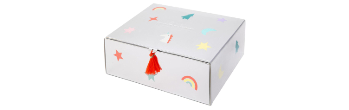 Meri Meri Unicorn Stamp Advent Calendar