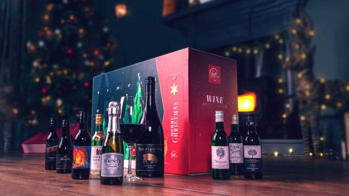 Virgin Wines Mixed Wine Advent Calendar 2020