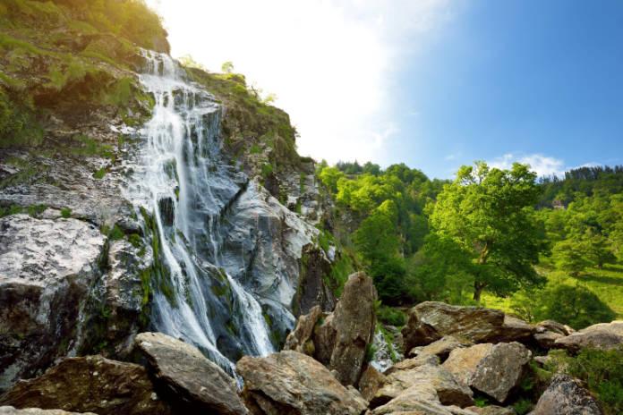 Powerscourt Waterfall, Co Wicklow