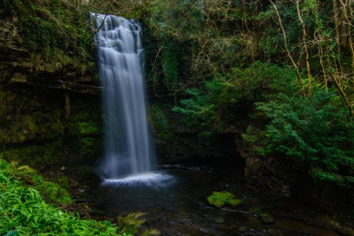 Glencar Waterfall, Co Leitrim