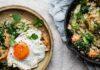 Kimchi cauliflower rice (Dora Kazmierak/PA)