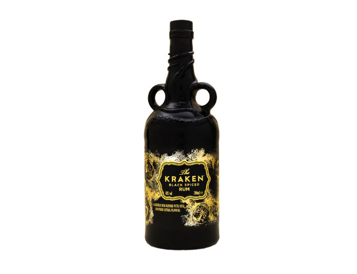 The Kraken Black Spiced Rum (Kraken/PA)