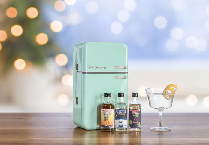 Christmas drink gift sets - (That Boutique-y Gin Company/PA)