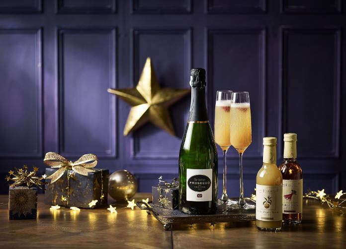Christmas drink gift sets - (The Wine Society_PA)
