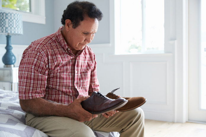 Memory loss is a common sign (Thinkstock/PA)