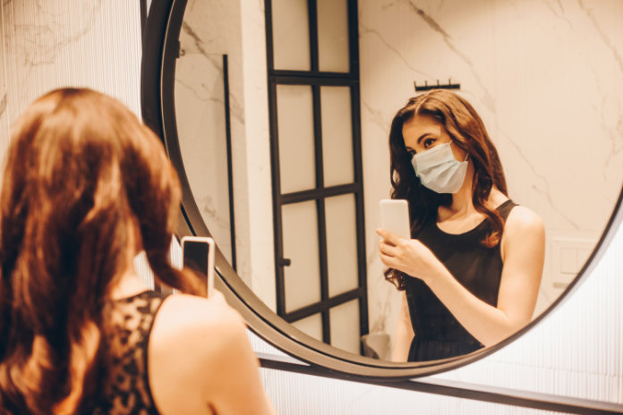 Enhance your eyes when wearing a mask