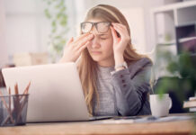 Is working from home giving you eye strain?
