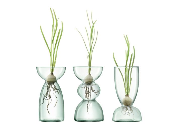 Canopy Vase Trio