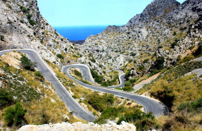 Mallorca 312 fitness challenge, Spain