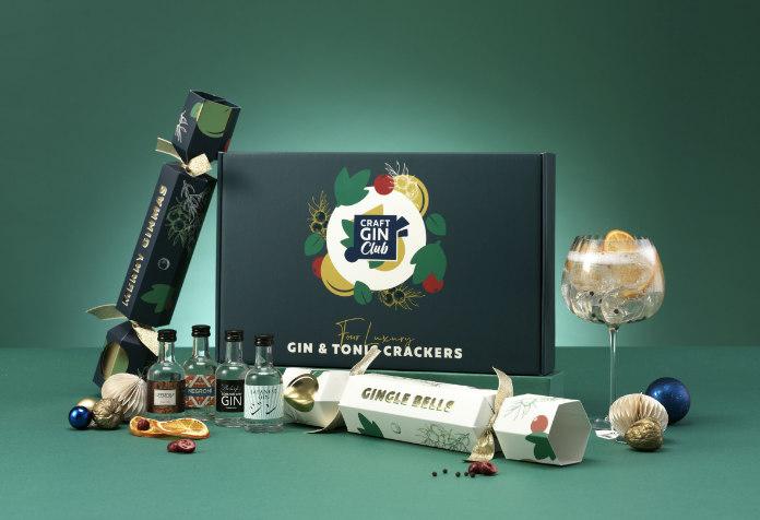Craft Gin Club Luxury Gin & Tonic Crackers