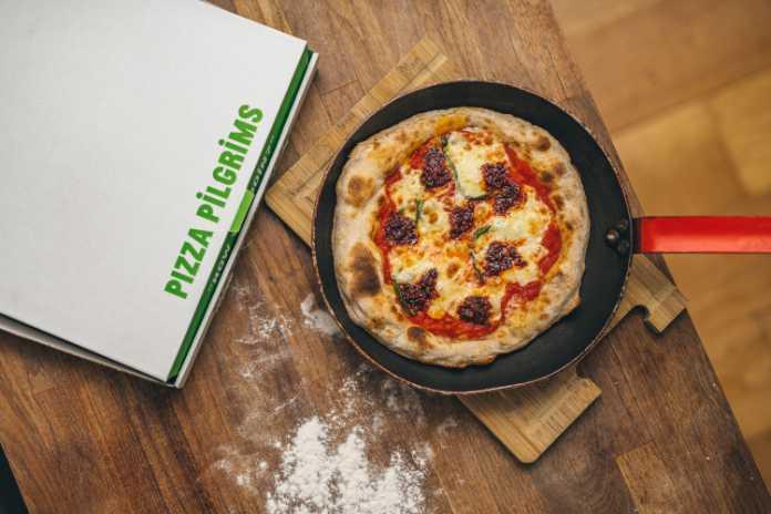 Pizza Pilgrims Pizza In The Post (Pizza Pilgrims/PA)
