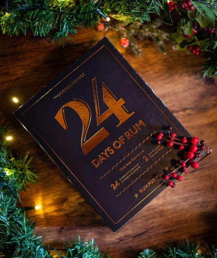 24 Days of Rum – Rum Advent Calendar