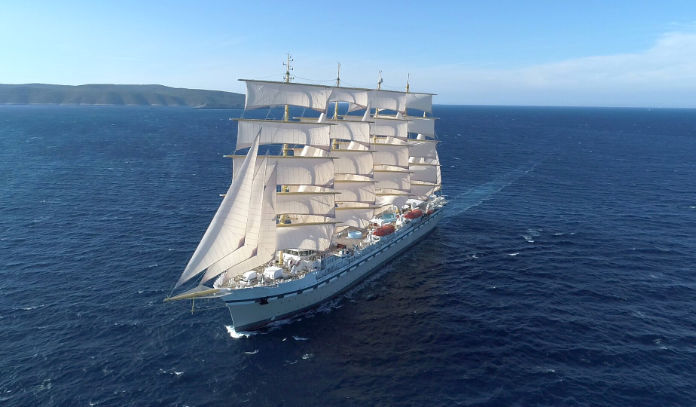 Tradewind voyages tall ship