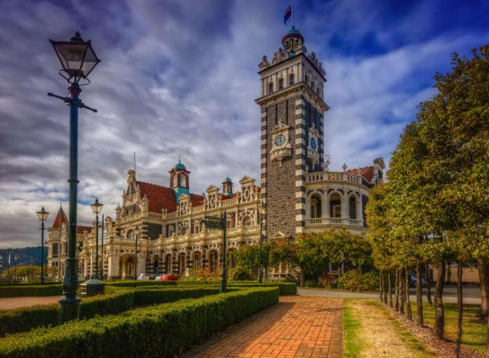 Dunedin Station, New Zealand