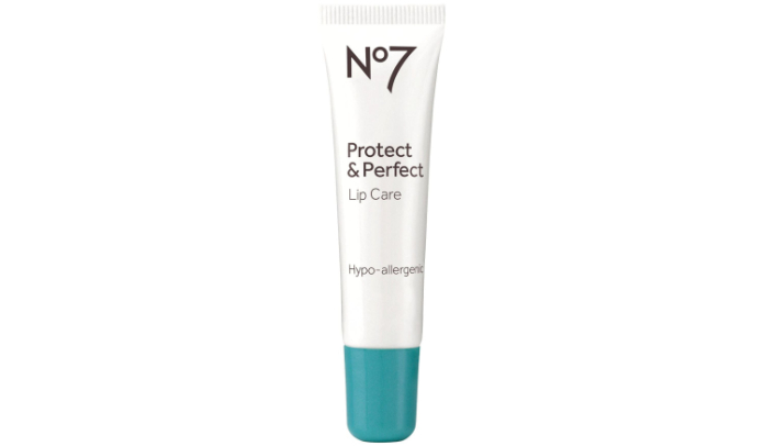 No7 Protect & Perfect Lip Care, £10, Boots