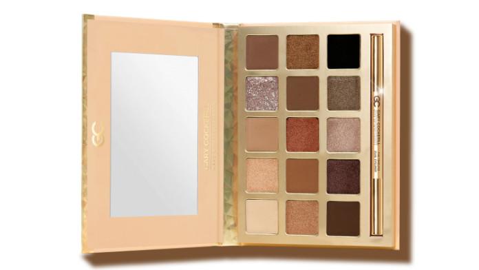 Make Up Intelligence The Timeless Eyeshadow Palette