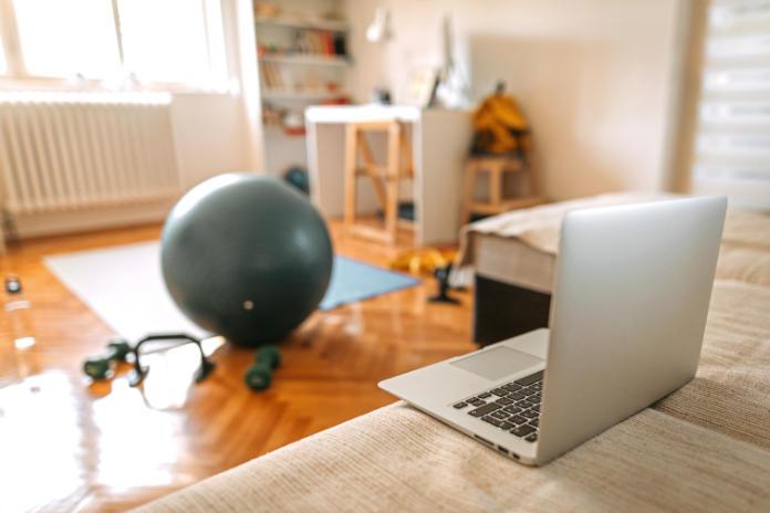 How to build a home gym - room corner