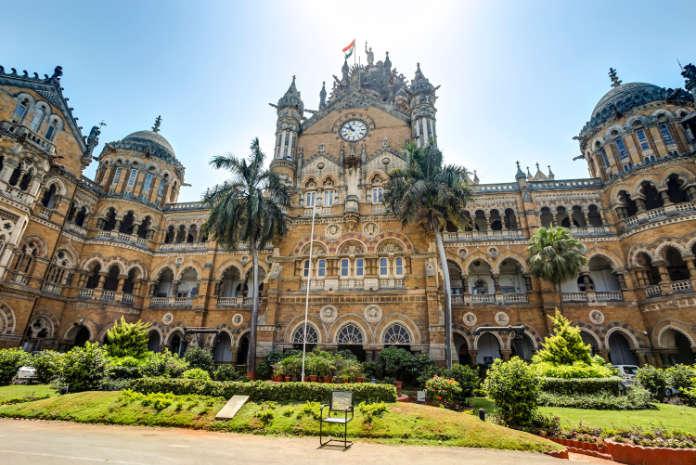Chhatrapati Shivaji Terminus, India