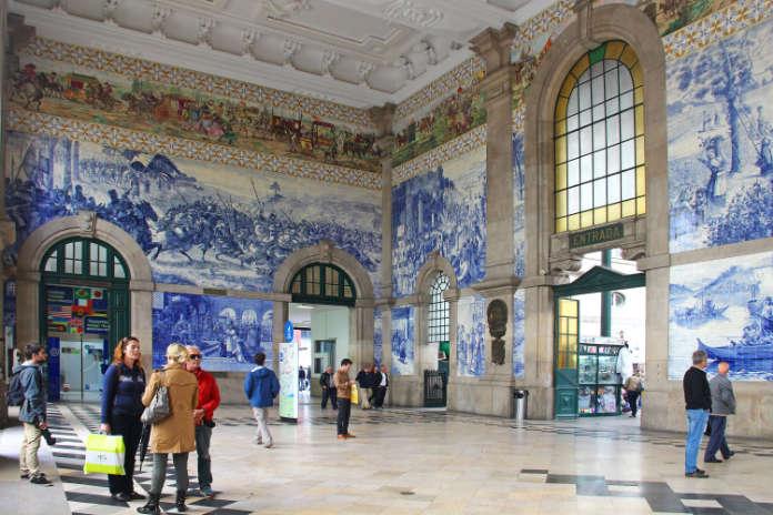 São Bento Station, Portugal