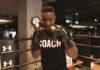 BXR trainer Gary Logan