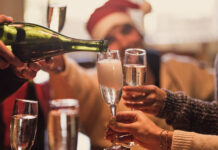 Cut back on festive drinking