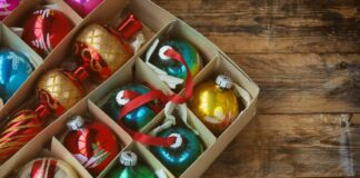 When to put up your Christmas decorations