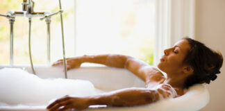 Can too many baths irritate your vagina?