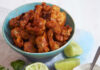 Cauliflower wings from Mexico: The World Vegetarian by Jane Mason (Bloomsbury Absolute, £20) is out now. Photography by Polly Webster.